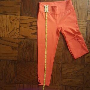 Free People Pants - Spandex by Free People size M leggings